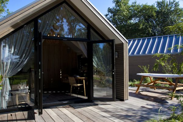 Neuer Glamping-Trend entdeckt: Tiny House