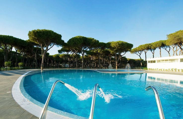 Camping Roma Capitol - Safarizelte Rom