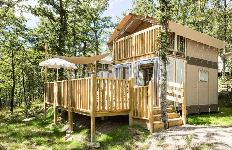 Vacanze col Cuore: Orlando Glamping Resort – Air-Lodges Toskana