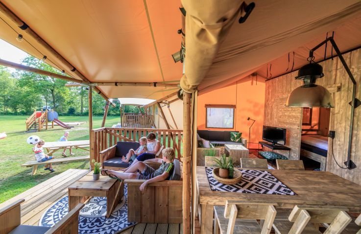 Ferienpark 'n Kaps - Safaridlodges in Twente