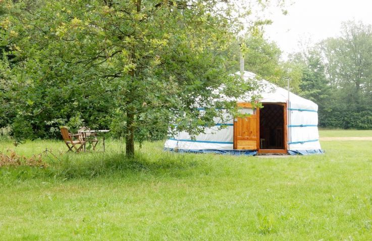 Laguna Beach Family Camps Corfwater - Yurte Noord-Holland