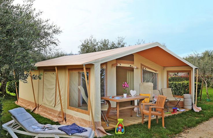 Glamping - Le Dune
