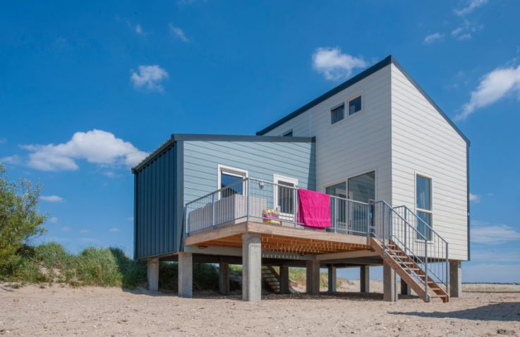 Strandhaus 6-Pers XL Roompot Beach