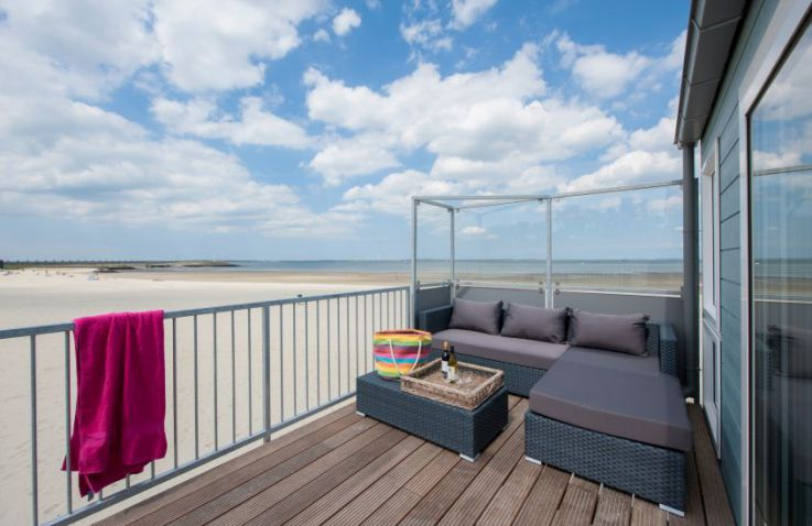 Strandhaus 6-Pers Roompot Beach Resort