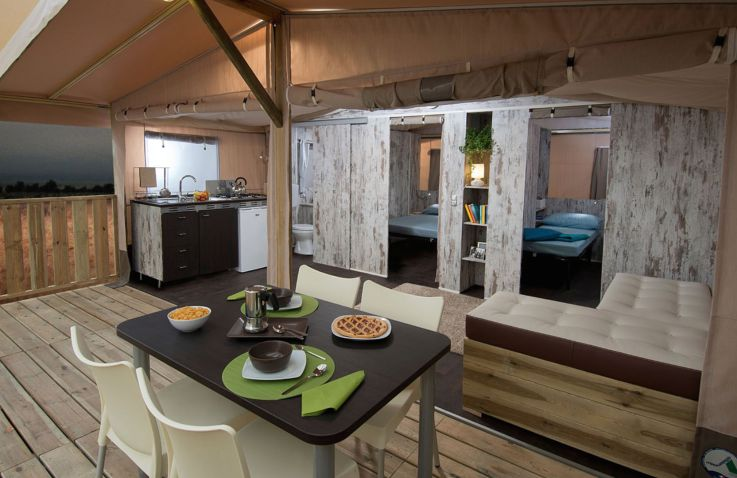 Lodgetent Boutique Camp Materada Beach