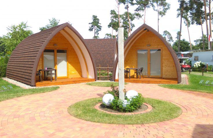 campingpark buntspecht luxuri se pods in brandenburg. Black Bedroom Furniture Sets. Home Design Ideas