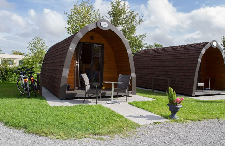 Nordsee Camp-Norddeich - Woodlodges in Ostfriesland