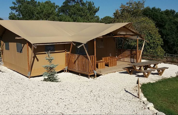 Silver Coast Glamping - Lodgezelte Portugal