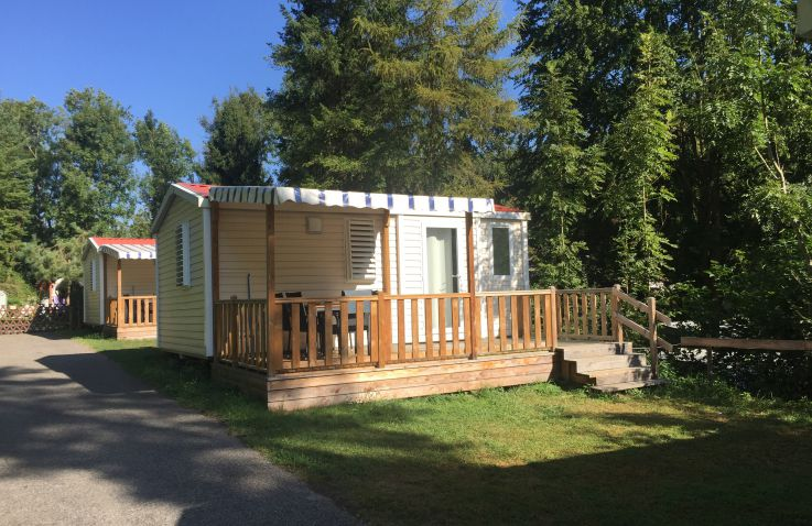 Campingplatz Romantische Strasse Luxuriöse Mobilheime In Baden