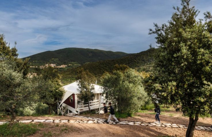 BeVedetta - romantische Lodges in Portugal