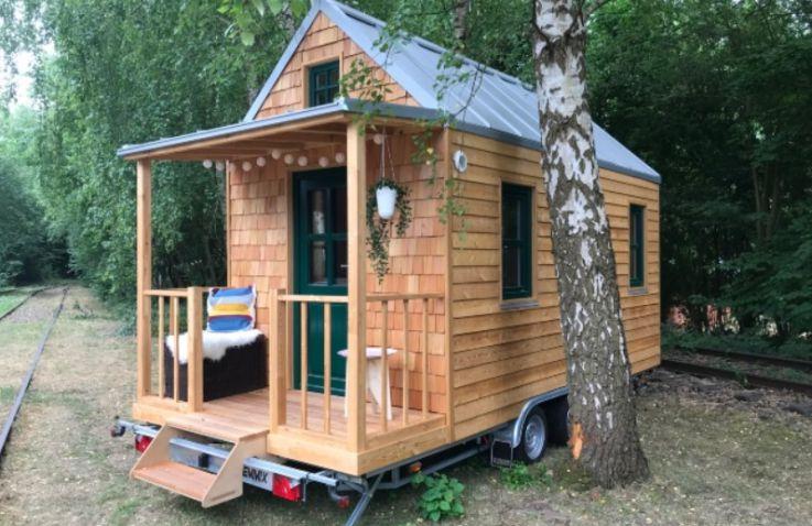 erlebnisbahn ratzeburg tiny house in ratzeburg. Black Bedroom Furniture Sets. Home Design Ideas