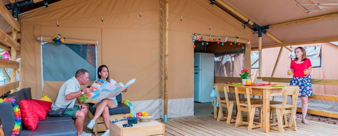 Canvas Glamping